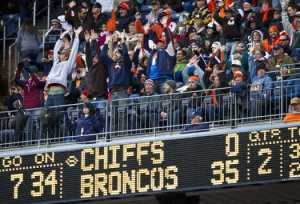 Chiefs vs. Broncos - 2nd quarter